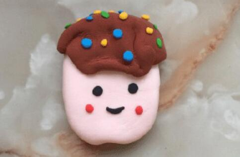 简单的粘土冰糕做法步骤