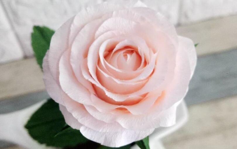 花苞玫瑰的折纸方法图解教程