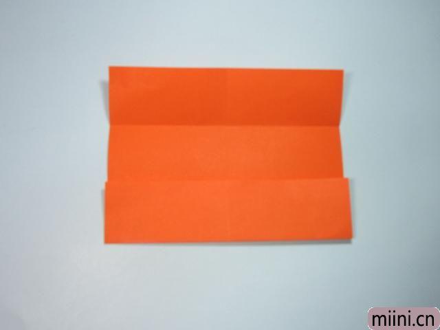 miini手工折纸