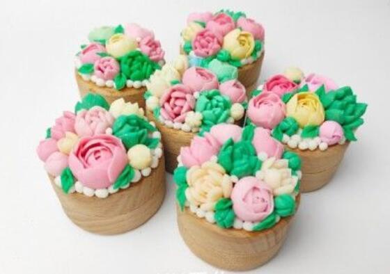 超轻粘土,精美的粘土小花朵制作方法教学