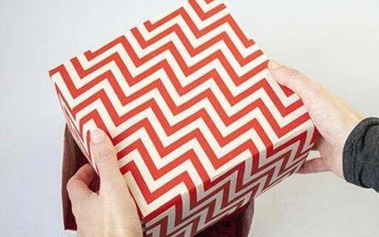 创意收纳盒子折纸步骤图解