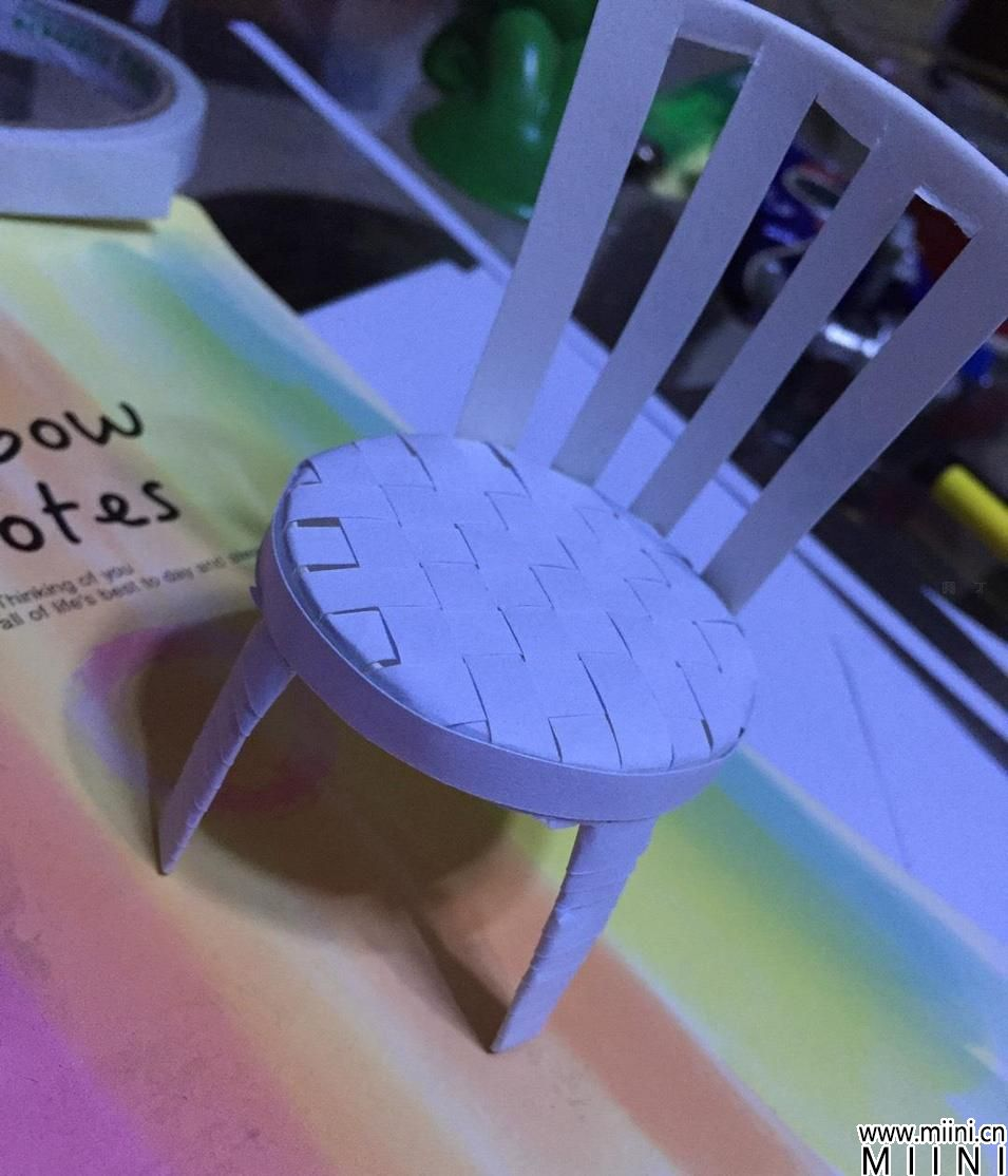 简单小班手工教程 用纸杯DIY精美好看的小椅子