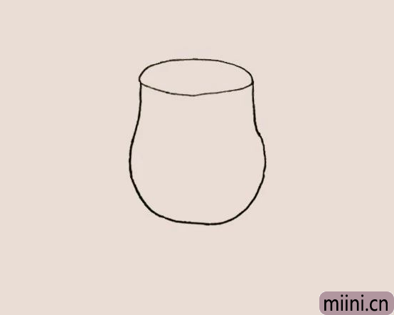 简笔画之果汁