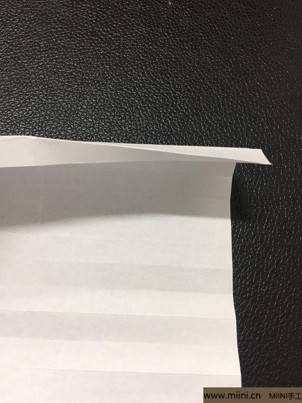 红掌花折纸教程 第10步