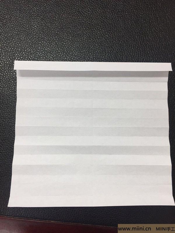 红掌花折纸教程 第9步