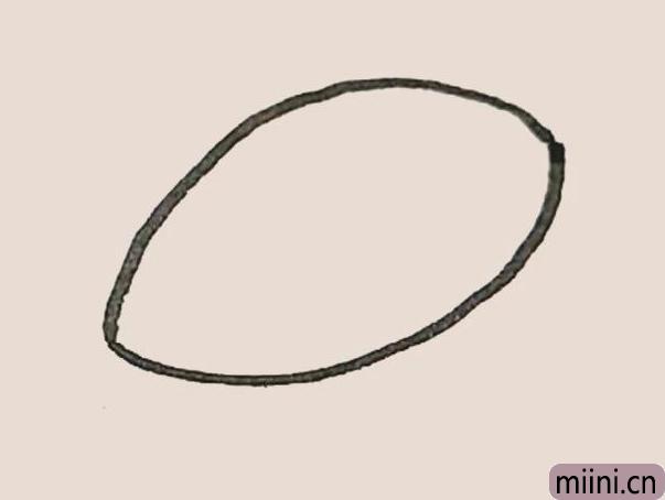 简笔<a href=http://www.miini.cn/hhds/ target=_blank class=infotextkey>画</a>之橄榄球