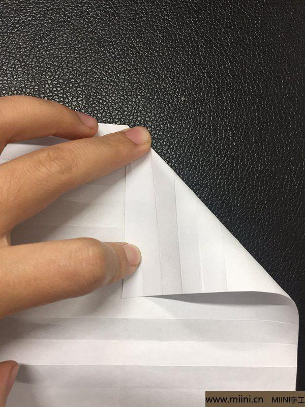 红掌花折纸教程 第12步