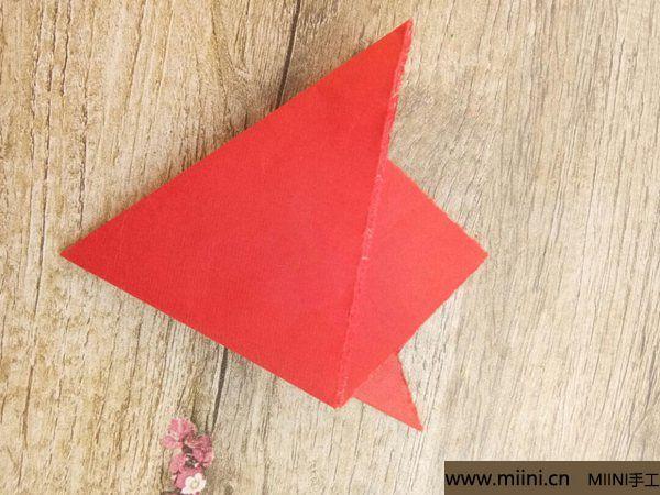 折叠剪纸 第4步