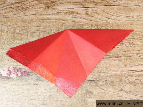 折叠剪纸 第14步