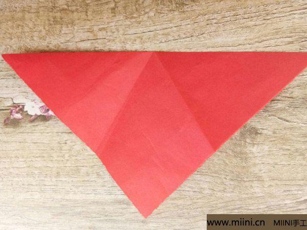 折叠剪纸 第3步
