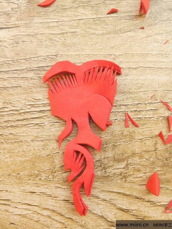 折叠剪纸 第9步
