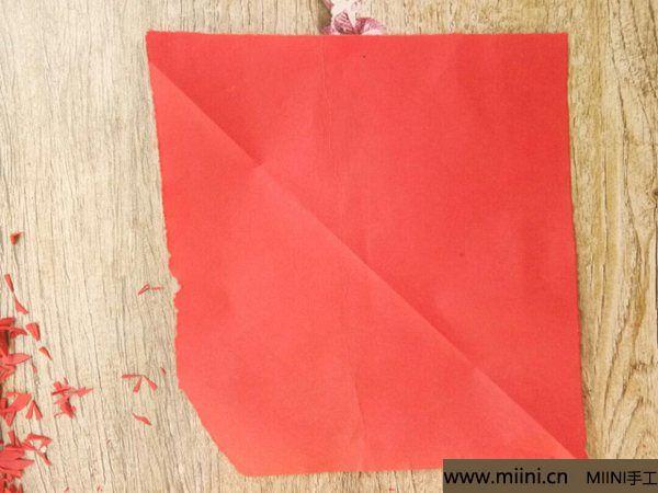 折叠剪纸 第12步