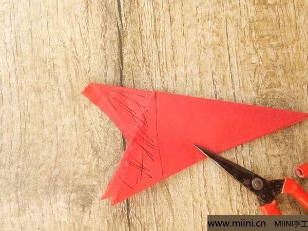 折叠剪纸 第6步