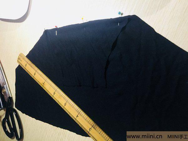 舒适漂亮的女生三角小裤裤 第4步