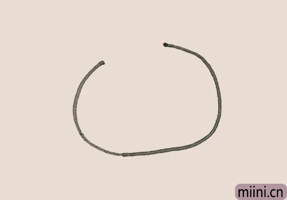 简笔<a href=http://www.miini.cn/hhds/ target=_blank class=infotextkey>画</a>之石榴