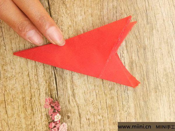 折叠剪纸 第5步