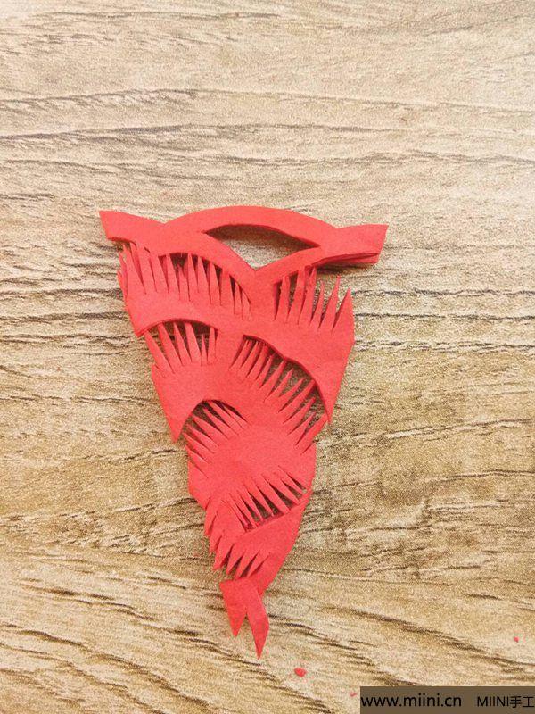 折叠剪纸 第18步
