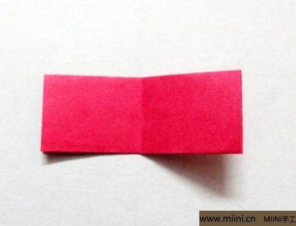 三角插折纸鱼教程 第4步