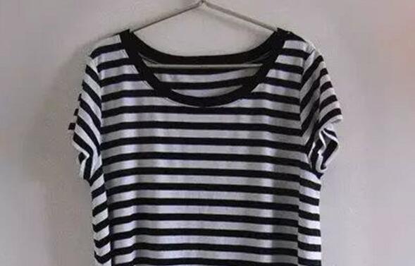 T恤衫的制作方法教程