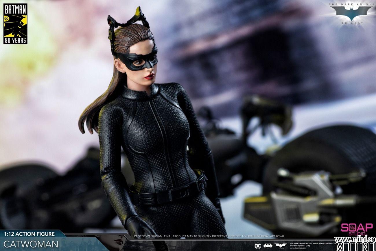 蝙蝠侠:黑暗骑士,猫女