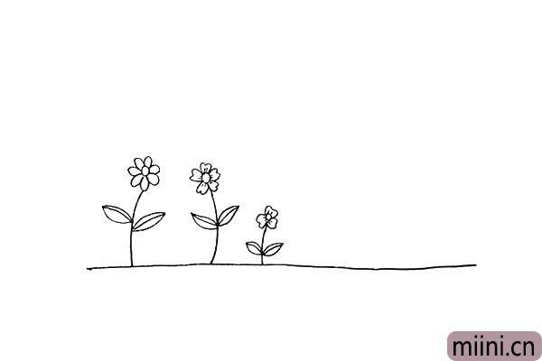 7.还有小花叶子的纹理。