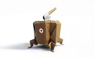 折纸{冒险岛}树妖,小巧又好玩的怪物