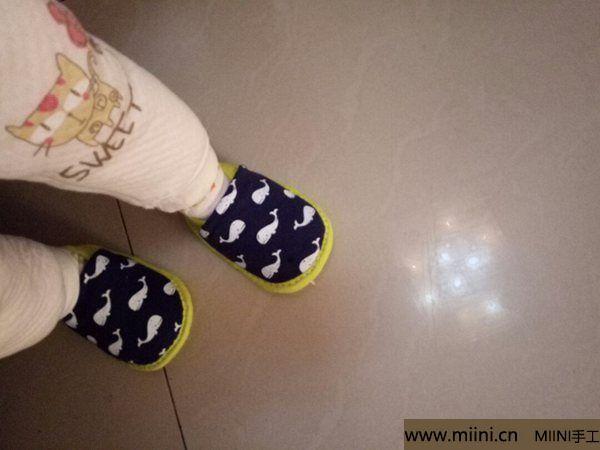 婴幼儿防滑软底鞋 第1步
