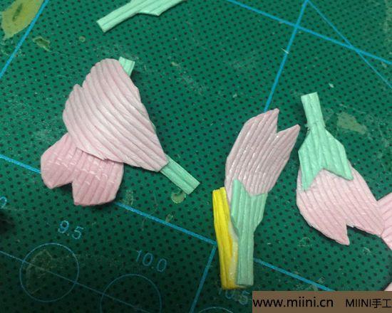 DIY花朵 第9步