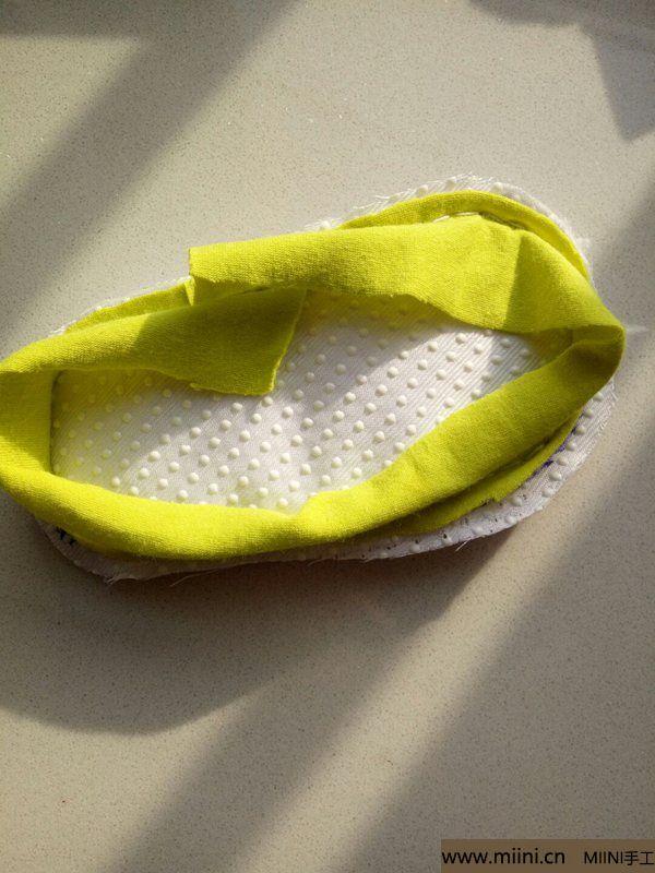 婴幼儿防滑软底鞋 第8步