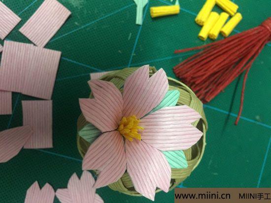 DIY花朵 第11步