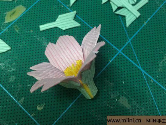 DIY花朵 第10步