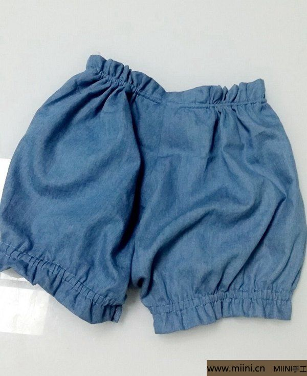 南瓜裤制作