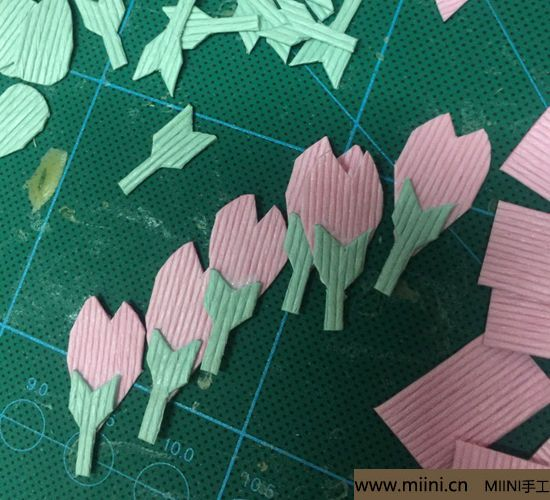 DIY花朵 第8步