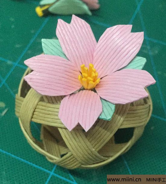 DIY花朵 第12步