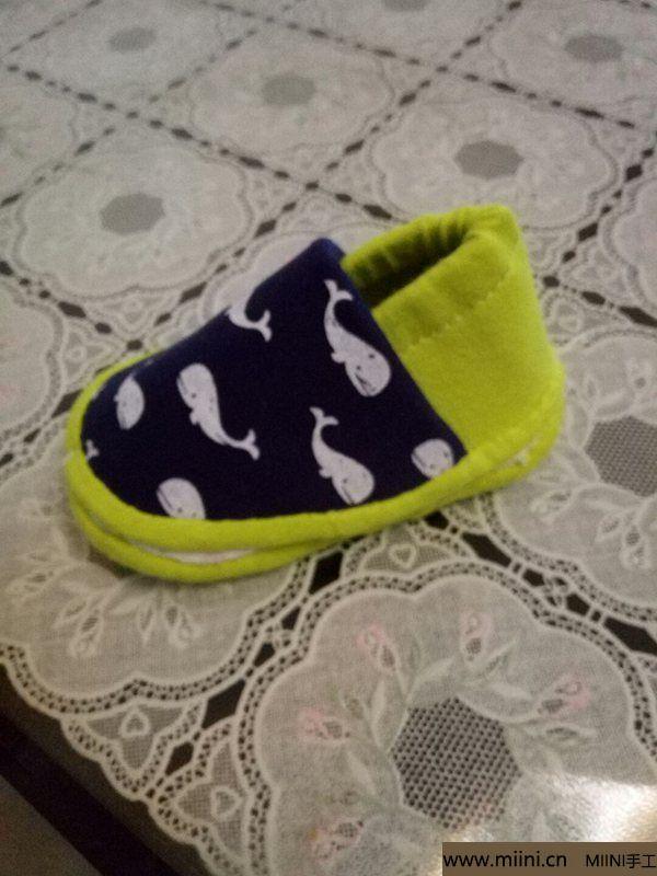 婴幼儿防滑软底鞋 第13步