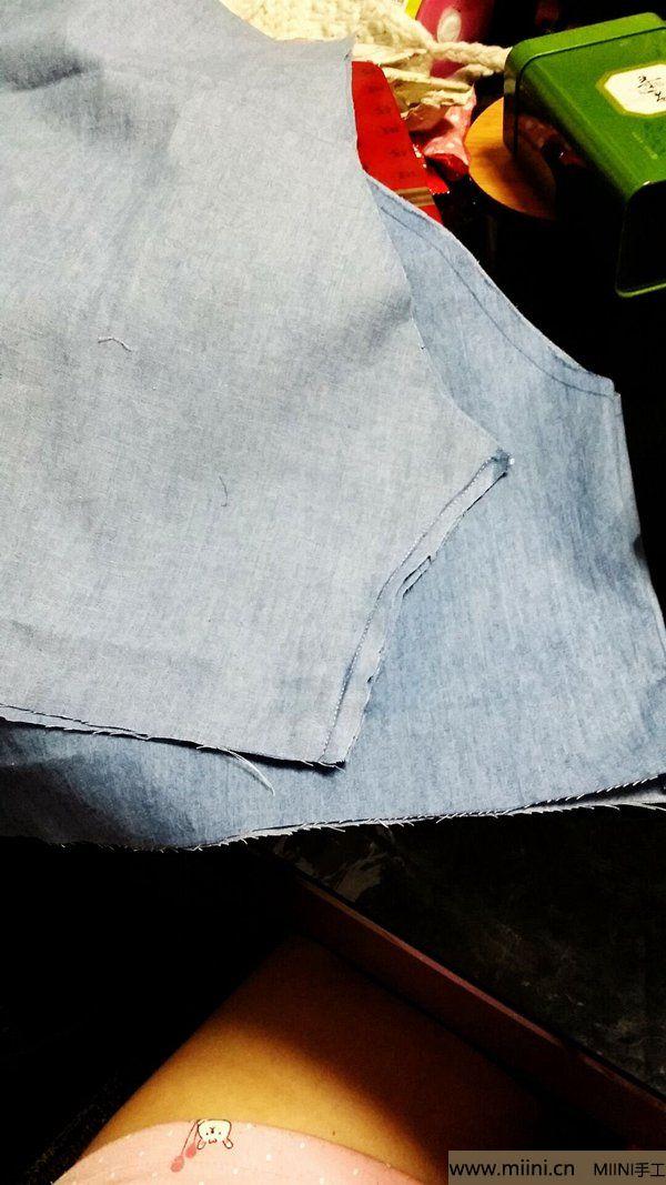 南瓜裤制作 第2步
