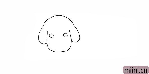 4.还有小狗圆圆的眼睛。