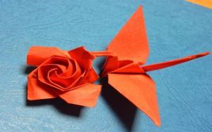 不一样的折纸千纸鹤,你肯定没见过