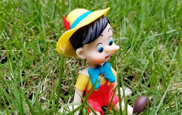匹诺曹超轻粘土人偶教程