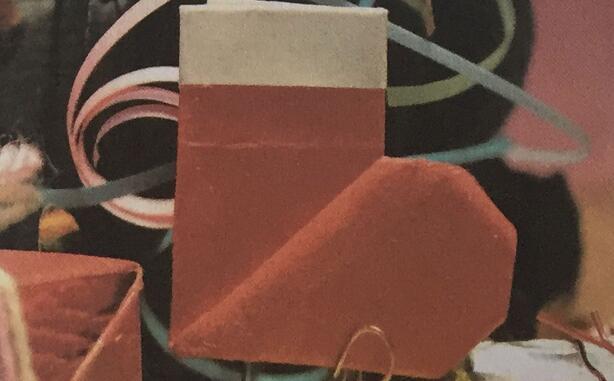 圣诞袜折纸步骤教程