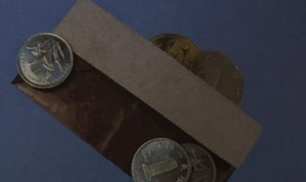 简单的钱包折纸教程