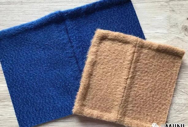 双面羊绒的缝制工艺和制作方法