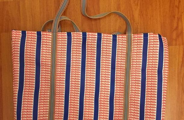手工布艺环保袋详细步骤图解