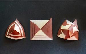 魔法旋转折纸玩具,解闷神器