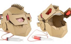 教你制作变形金刚头盔,戴在头上还能变形