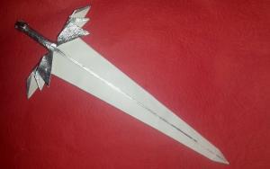 折纸光剑,它可以给你带来荣耀和光辉