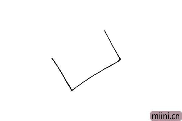 1.画上缺一条线的长方形。