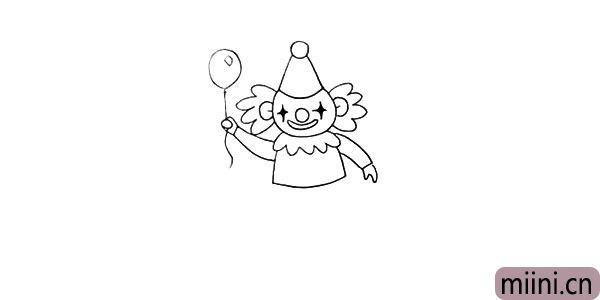 10.还有小丑的另一只手臂。