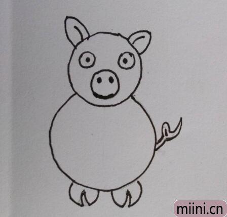 简笔画小猪01.jpg