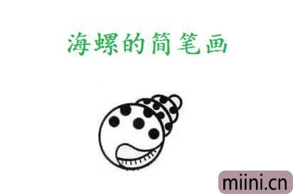 海螺简笔画01.jpg